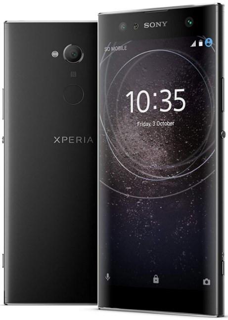 Sony Xperia XA2 Plus H4413 Dual Sim 32GB Black