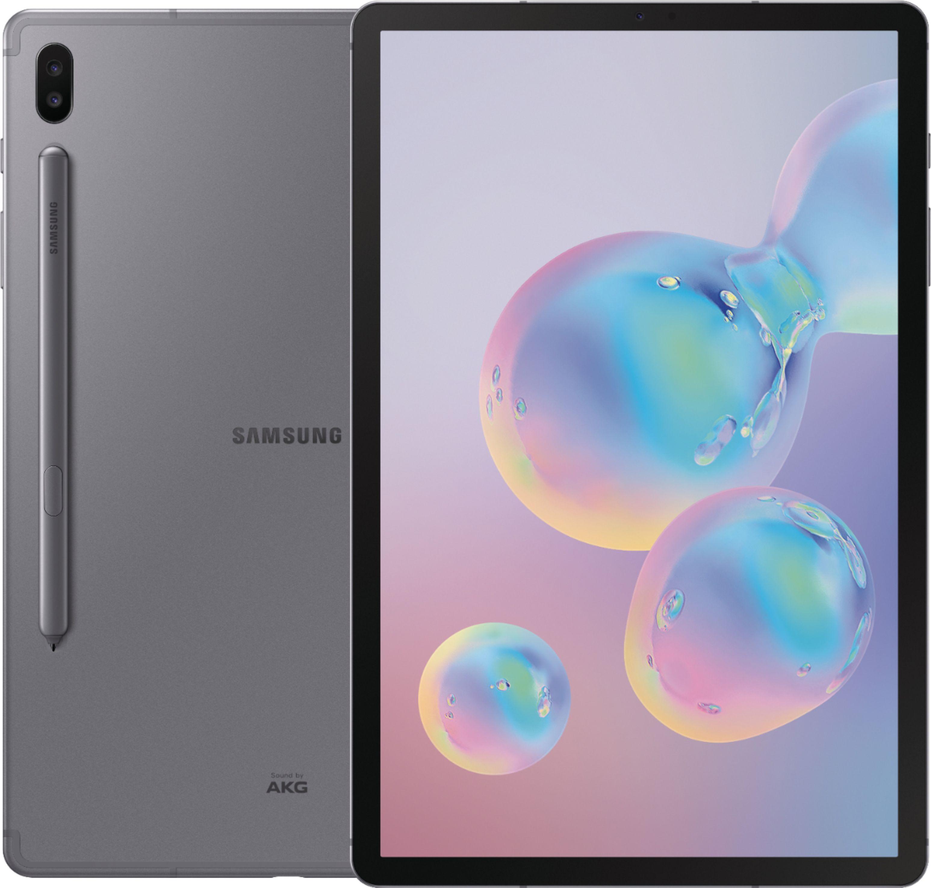 "Samsung Galaxy Tab S6 10.5""(2019) T865N LTE 128GB Gray"