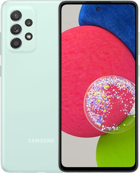 Samsung Galaxy A52s 5G Dual Sim SM-A528B 128GB Green (8GB RAM)