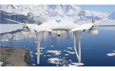 Samurai Air Drone GPS